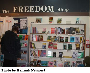 freedom shop inside