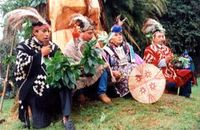 Mapuche Ceremony